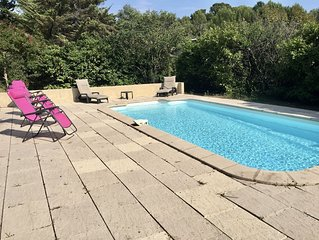 Maison Familiale Mougins Cannes & plages + Piscine