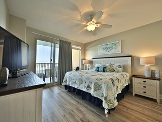 Updated Treasure Island*****Ground Floor ****King Size Beds in Both Bedrooms