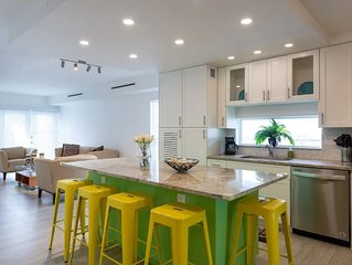 Modern Designed 3beds 2 baths