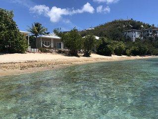 Villa Located Directly on Beach