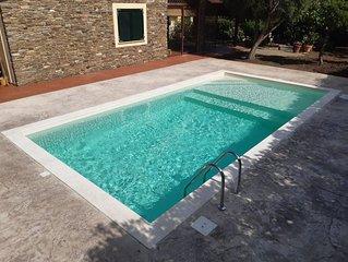 Lovely Villa Patrizia with Pool