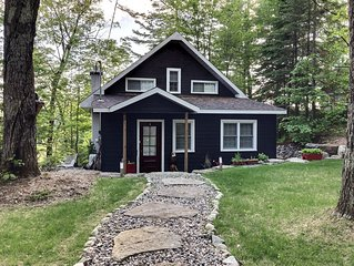 4 Bedroom, fully renovated house perched on a hill on Rawdon Lake - Quebec