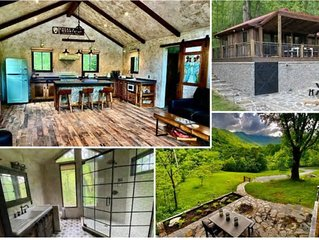 One-of-a-Kind Rustic Mountain Studio-Private Quiet
