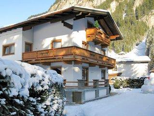 Ferienwohnung Babsi (MHO485) in Mayrhofen - 6 Personen, 3 Schlafzimmer