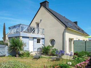 Ferienhaus Penn an Aod (KER225) in Kerlouan - 5 Personen, 3 Schlafzimmer