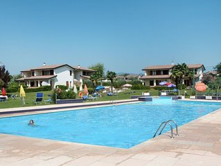 Ferienwohnung Primera (MOG204) in Moniga del Garda - 6 Personen, 2 Schlafzimmer