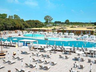 Ferienwohnung Eco Village Resort (BIB300) in Bibione - 5 Personen, 1 Schlafzimme