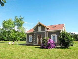 Ferienhaus La Grande Prairie (CCP125) in Carcans - 8 Personen, 4 Schlafzimmer