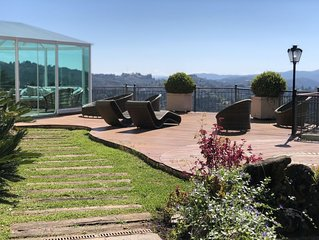 Casa paraíso das montanhas - MORRO DO ELEFANTE | 6 QUARTOS