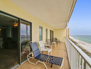 New Listing! Perfect for families, oceanfront condo w/ amazing coastal views!
