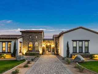 Expansive, private estate located in the heart of La Quinta
