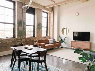 206 · Historic Sterchi Loft on Gay St