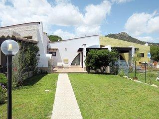 Vacation home VILLA MIRTO MARINO  in Costa Rei, Sardinia - 10 persons, 3 bedroo