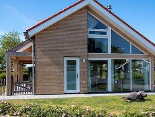 Zonnedorp 8 Villa mit Sudgarten an den Dunen