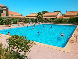 Apartment in Gruissan, Languedoc - Roussillon - 5 persons, 1 bedroom