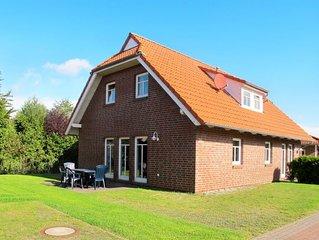 Ferienhaus Am Meer (BHV152) in Burhave - 6 Personen, 3 Schlafzimmer