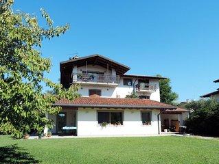 Ferienwohnung Monte Nero (CID101) in Cividale - 5 Personen, 3 Schlafzimmer