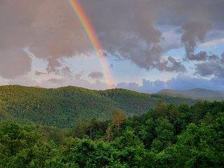 Enjoy the Mountain Breeze!  Get away to Blue Ridge, Georgia.