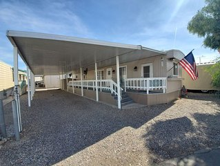Lake Havasu Island Home in Gated Community