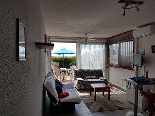 Agreable studio acces a la plage - parking - 2BALM2