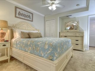 BFBR-F104: Impeccable Intracoastal Complex, Affordable, Easy Beach Access