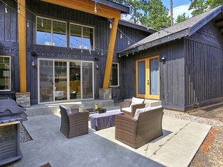 Suncadia Custom retreat close to lodge, winery, golf and more.