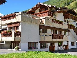 Ferienwohnung Quelle (SGD135) in Saas-Grund - 11 Personen, 4 Schlafzimmer