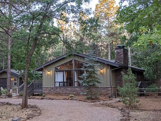 Pinetop Lakes CC Cottage. Great golf couse community