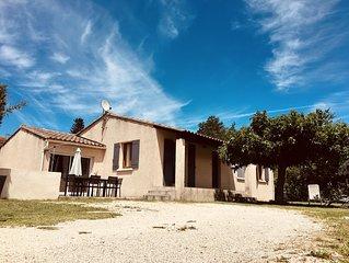 Un été en Provence... rando-baignade-festival-farniente ...Que du bonheur