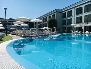 Vacation home Lido di Spina for 7 - 8 persons with 3 bedrooms - Apartment in a