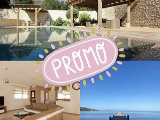 Casa Di Valle, maison de caractère avec piscine chauffée