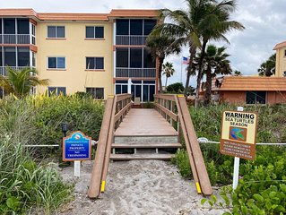 Fisherman's Cove  B102 - The Kingston - Private Gulf Front Beach is Open!