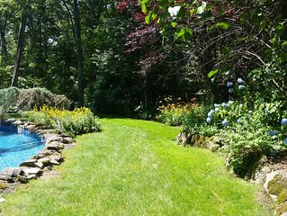 4 Acres of Bucolic Privacy in Southampton, NY