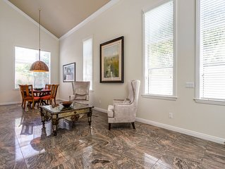 Spacious, Modern, Luxury, and Charming Family Vacation in the Center of Irvine