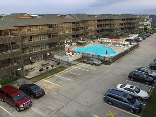 Beach Front Condo * Outer Banks Beach Club, 3 Pools, closest to beach, & shops