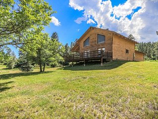 Family cabin located in San Juan River Village 18 miles from Wolf Creek Ski Area
