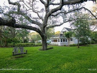 Sanford Garden Properties - Fully Renovated 'Old Florida' Apartment