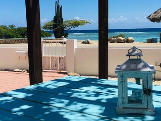 Aruba Windsong Villa - Oceanfront with pool