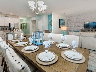 ☀️�Solterra Beach  Villa - Sunny South yard with BBQ grill�☀️
