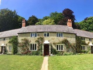 Charming Cottage in idyllic location on Stourhead Estate