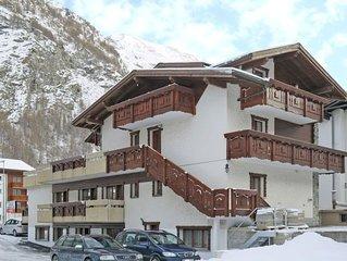 Ferienwohnung Haus Quelle (SGD133) in Saas-Grund - 4 Personen, 1 Schlafzimmer