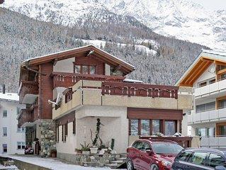 Ferienwohnung Haus Quelle (SGD133) in Saas-Grund - 11 Personen, 4 Schlafzimmer