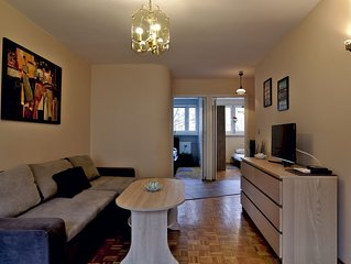 Lovely apartment  in cetrum city very close to old town only 150m