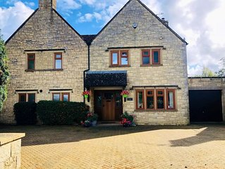 Luxury, Central, Bourton-on-the-Water sleeps 6-11*