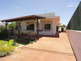 Lovely Holiday Home in Sant'Isidoro with Garden