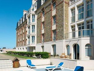 Ferienwohnung Reine Marine (ALO300) in Saint Malo - 4 Personen, 1 Schlafzimmer