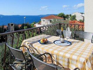 Ferienwohnung Culić in Trogir - 5 Personen, 2 Schlafzimmer