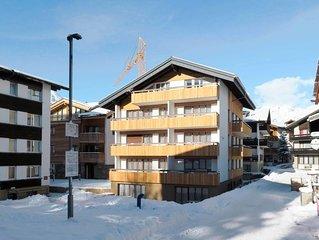 Ferienwohnung Chalet Venetz in Saas-Fee - 8 Personen, 3 Schlafzimmer