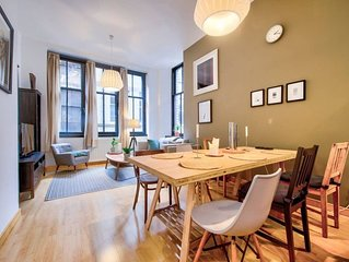 Stylish Flat in Central Glasgow