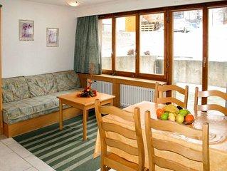 Ferienwohnung Chalet Venetz in Saas-Fee - 5 Personen, 2 Schlafzimmer
